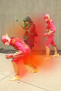 Flash & Green Arrow