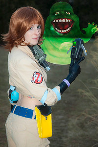 Ghostbuster Lucy Costello