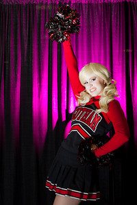Cheerleader Harley Quinn