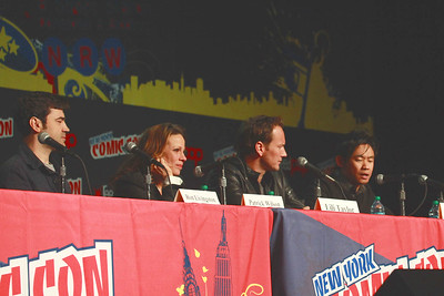 Conjuring: Ron Livingston, Lili Taylor, Patrick Wilson, & James Wan