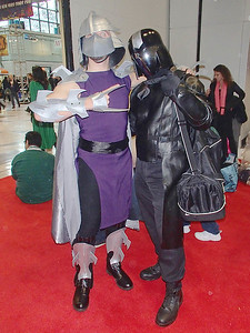 Shredder & Cobra Commander
