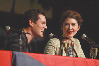 Firefly: Jewel Stait & Sean Maher