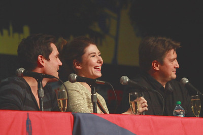 Firefly: Sean Maher, Jewel Stait, & Nathan Fillion
