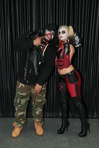 Joker Goon & Harley Quinn