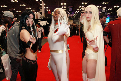 X-23, Storm, & Emma Frost