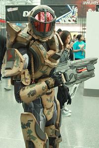 Oceanic Spartan Armor