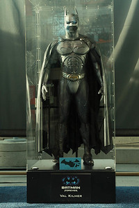 "Batman Suit from ""Batman Forever"""