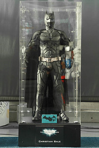 "Batman Suit from ""The Dark Knight Rises"""
