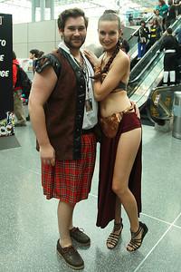 ? & Princess Leia