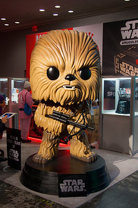 Pop! Chewbacca