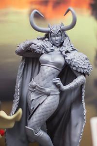 """Kotobukiya's """"Loki"""" (Prototype)"""