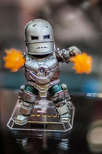 "Egg Attack's ""Iron Man Mark I"""