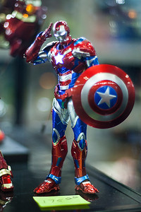 "Sentinel Toys' ""Re:Edit Iron Patriot"""