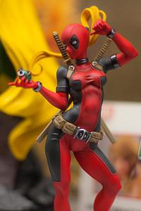 "Kotobukiya's ""Lady Deadpool"""