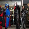 Viper, Cobra Commander, Destro, Baroness, & Serpentor