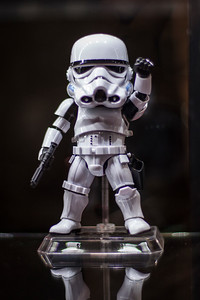 "Egg Attack's ""Imperial Stormtrooper"""