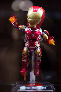 "Egg Attack's ""Iron Man Mark 43"""