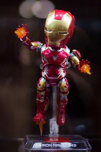 "Egg Attack's ""Iron Man Mark 43"""