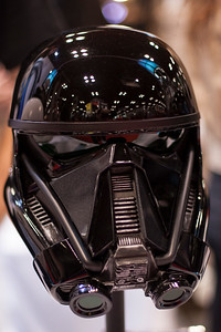 "Anovos Productions' ""Death Trooper"" Helmet"