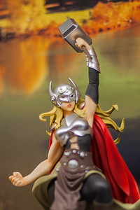 """Kotobukiya's """"Thor"""""""