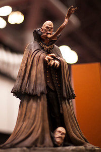 "Sideshow Collectibles' ""The Master (Jusef Sardu Incarnation)"" Statue"