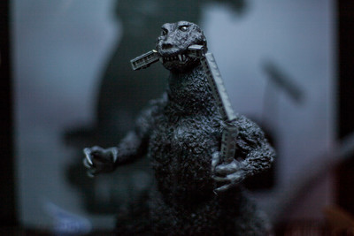 "Toho Large Monster Series ""Godzilla"""