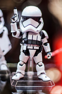 "Egg Attack's ""The First Order Stormtrooper"""