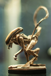 "Eaglemoss' ""Aliens 3: Xenomorph"" Figurine"