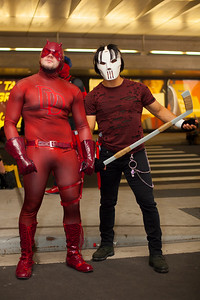 Daredevil & Casey Jones
