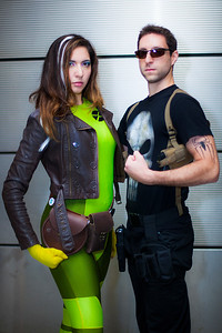 Rogue & Punisher