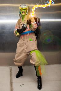 Ghostbuster Frankie Stein