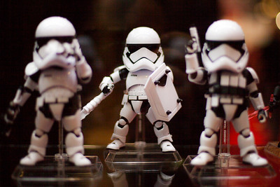 "Egg Attack's ""First Order Stormtroopers"""