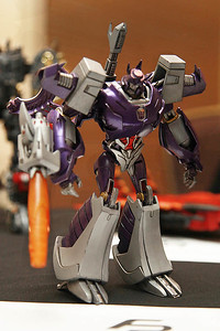 """Galvatron"" custom figure by FrenzyRumble"