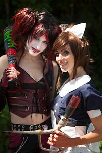 Harley Quinn & Little Sister