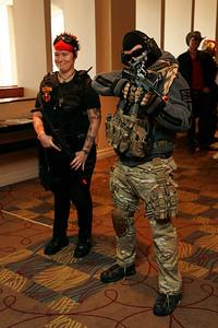 Ghost & Wolf Brigade Soldier