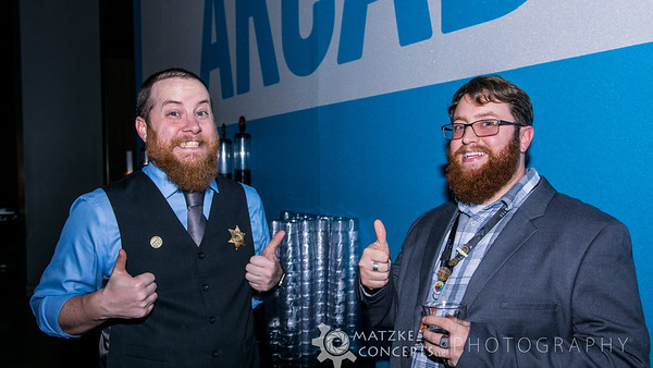 PAX South Enforcer Afterparty