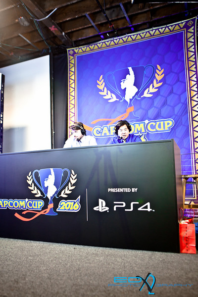Capcom Cup Day 1 (2016)