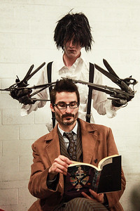Edward Scissorhands & The Doctor