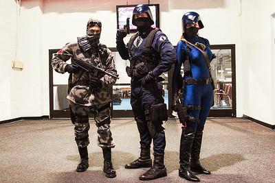 Firefly & Cobra Infantry
