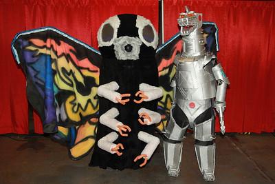 Mothra & Mechagodzilla