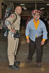 Ghostbuster & Louis Tulley
