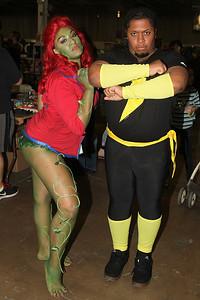 Poison Ivy & Black Adam