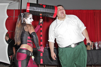 Harley Quinn & Peter Griffin