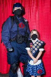 Cobra Scoutmaster & Cobra Girl Scout