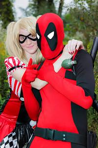 Harley Quinn & Deadpool