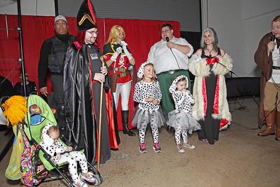 Jafar, Dalmatian Pups, & Cruella De Vil