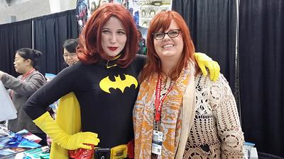 Batgirl & Gail Simone
