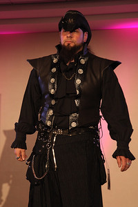 SPWF Fashion Show: The Leather Lair