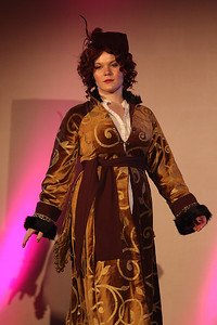 SPWF Fashion Show: Redfield Design