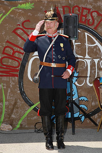 Prussian Army Officer